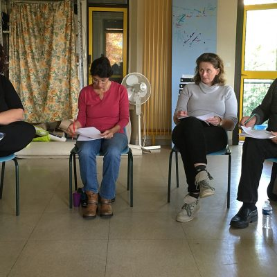 groupe d'initiation